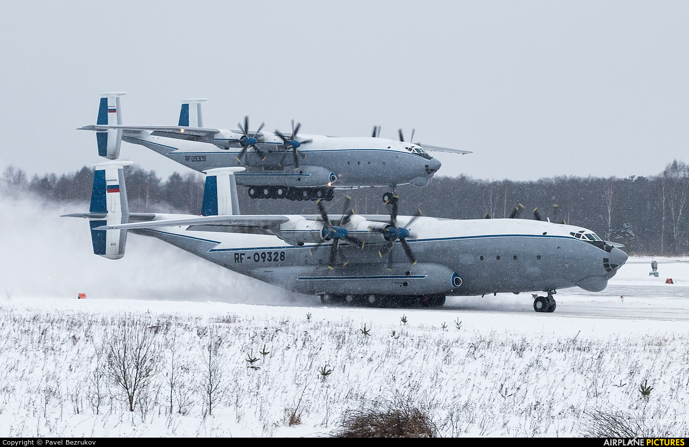 Russia - Air Force RF-09328 aircraft at Undisclosed Location