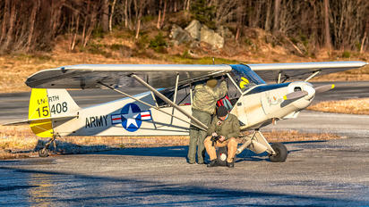 LN-RTH - Private Piper L-18 Super Cub