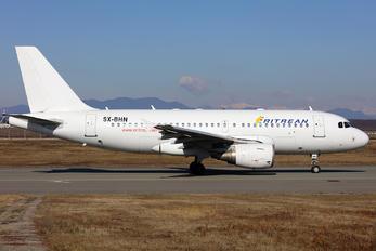 SX-BHN - Erirtean Airbus A319