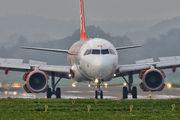 G-EZPG - easyJet Airbus A319 aircraft
