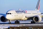 F-HRBC - Air France Boeing 787-9 Dreamliner aircraft