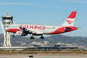 VP-BWX - Red Wings Airbus A320 aircraft