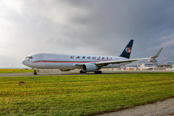 C-FGSJ - Cargojet Airways Boeing 767-300F