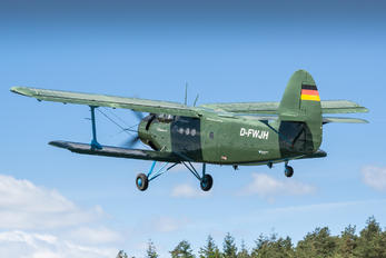 D-FWJH - Private Antonov An-2