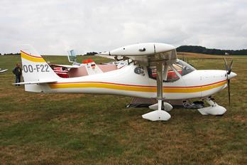 OO-F22 - Private B&F Technik FK-9 ELA