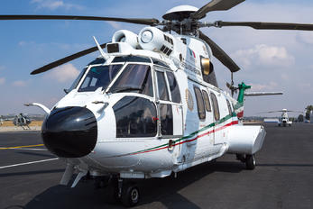 XC-FAM - Mexico - Air Force Eurocopter EC225 Super Puma