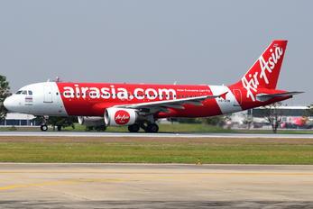 HS-ABM - AirAsia (Thailand) Airbus A320
