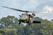EJC-2168 - Colombia - Army Sikorsky UH-60L Black Hawk aircraft