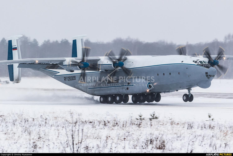 Russia - Air Force RF-09309 aircraft at Tver - Migalovo