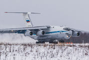 RF-76549 - Russia - Air Force Ilyushin Il-76 (all models) aircraft