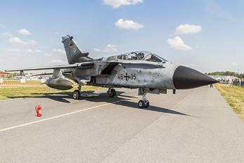 46-35 - Germany - Air Force Panavia Tornado - IDS