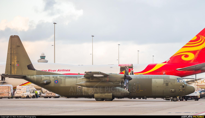 Royal Air Force ZH878 aircraft at Amsterdam - Schiphol