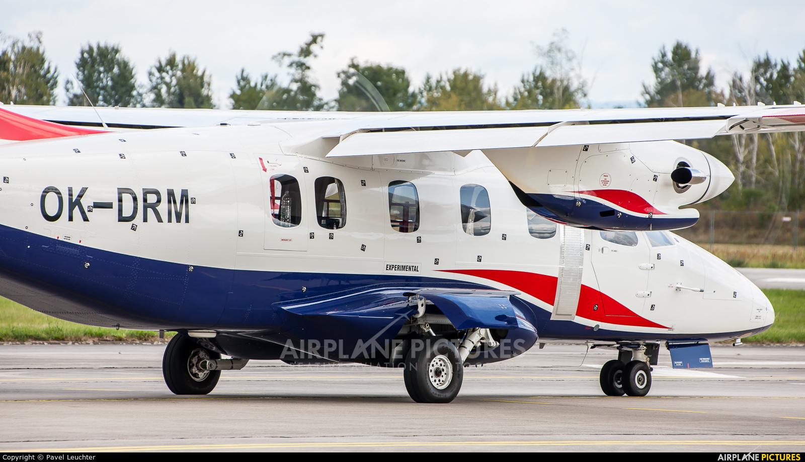 Evektor-Aerotechnik OK-DRM aircraft at Hradec Králové