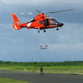6573 - USA - Coast Guard Aerospatiale MH-65C Dolphin aircraft