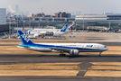 ANA - All Nippon Airways Boeing 777-200ER JA744A at Tokyo - Haneda Intl airport