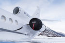 Private Dassault Falcon 900 series M-ODKZ at Samedan - Engadin airport