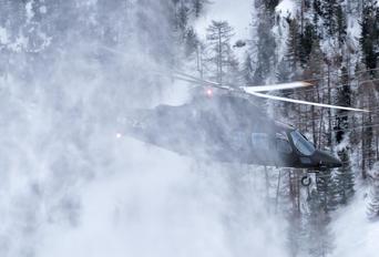 HB-ZJU - Private Agusta / Agusta-Bell A 109