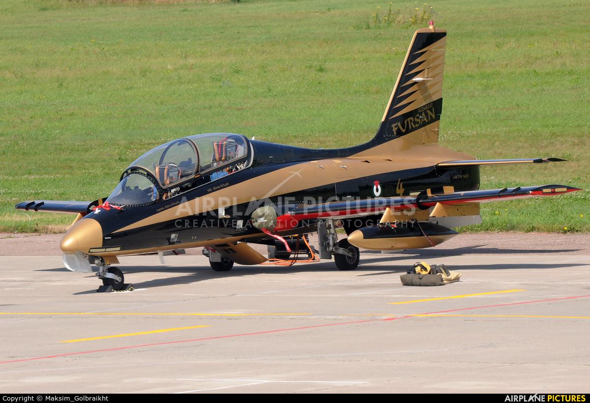 United Arab Emirates - Air Force 442 aircraft at Ramenskoye - Zhukovsky