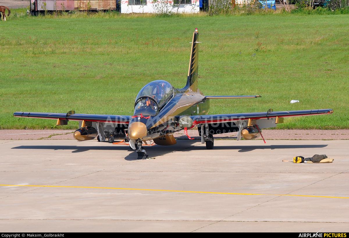 "United Arab Emirates - Air Force ""Al Fursan"" 440 aircraft at Ramenskoye - Zhukovsky"