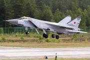 RF-92389 - Russia - Navy Mikoyan-Gurevich MiG-31 (all models) aircraft
