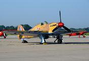 CF-TPM - Vintage Wings of Canada Hawker Hurricane Mk.I (all models) aircraft