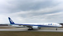 JA733A - ANA - All Nippon Airways Boeing 777-300ER aircraft