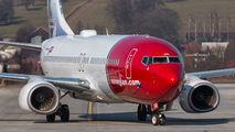 LN-NGB - Norwegian Air Shuttle Boeing 737-800 aircraft