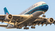 B-6138 - China Southern Airlines Airbus A380 aircraft