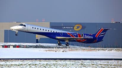 G-CGWV - Eastern Airways Embraer ERJ-145