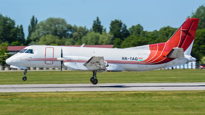 HA-TAG - Fleet Air International SAAB 340