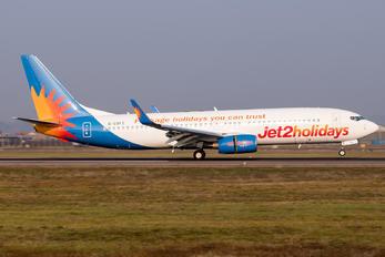 G-GDFZ - Jet2 Boeing 737-800