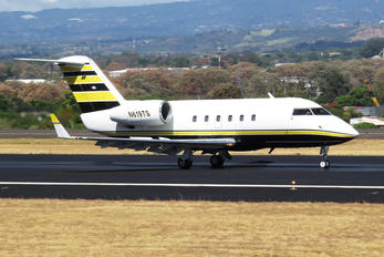 N619TS - Private Bombardier CL-600-2B16 Challenger 604