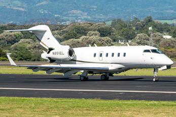 N801EL - Private Bombardier BD-100 Challenger 300 series