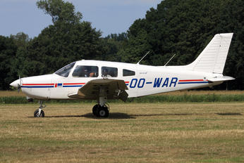 OO-WAR - Private Piper PA-28 Warrior
