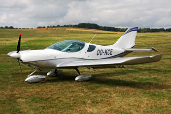 OO-KCE - Private Czech Sport Aircraft PS-28 Cruiser