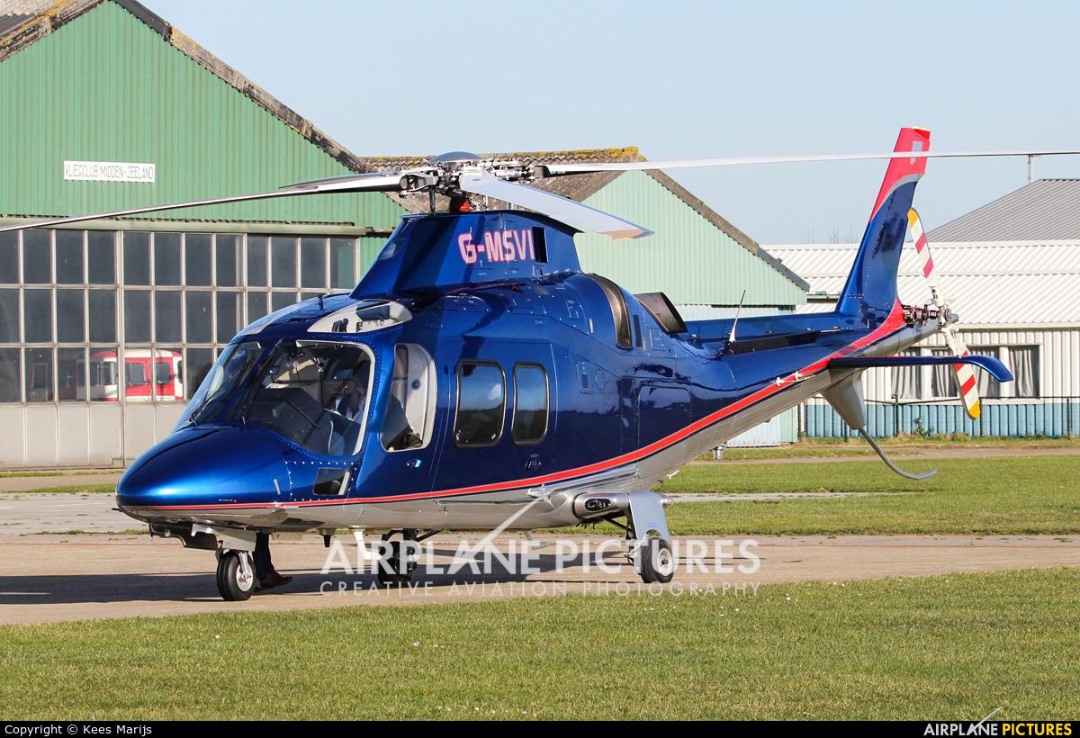 Private G-MSVI aircraft at Middelburg - Midden Zeeland