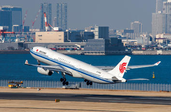 B-5956 - Air China Airbus A330-300