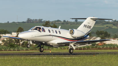 PR-EMX - Private Cessna 525 CitationJet