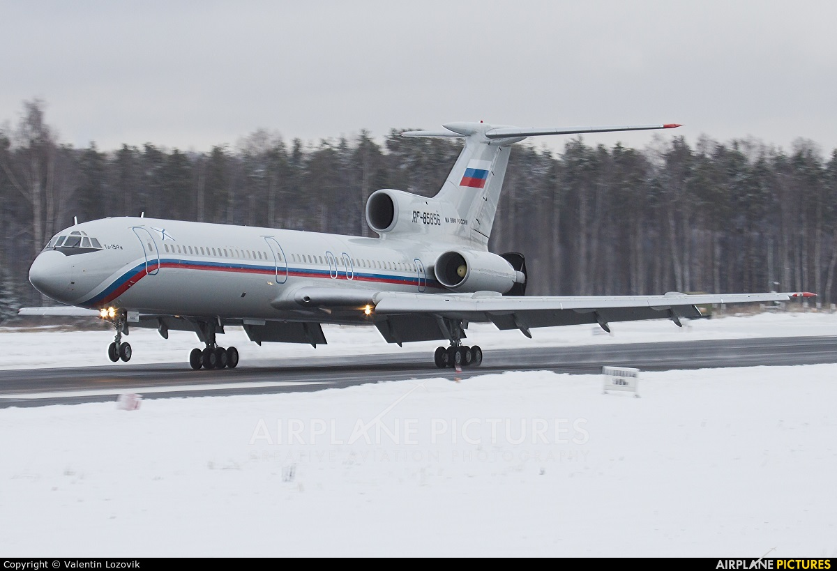 Russia - Navy RF-85856 aircraft at Undisclosed Location