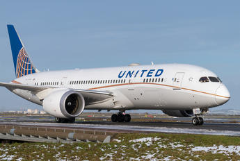 N27903 - United Airlines Boeing 787-8 Dreamliner