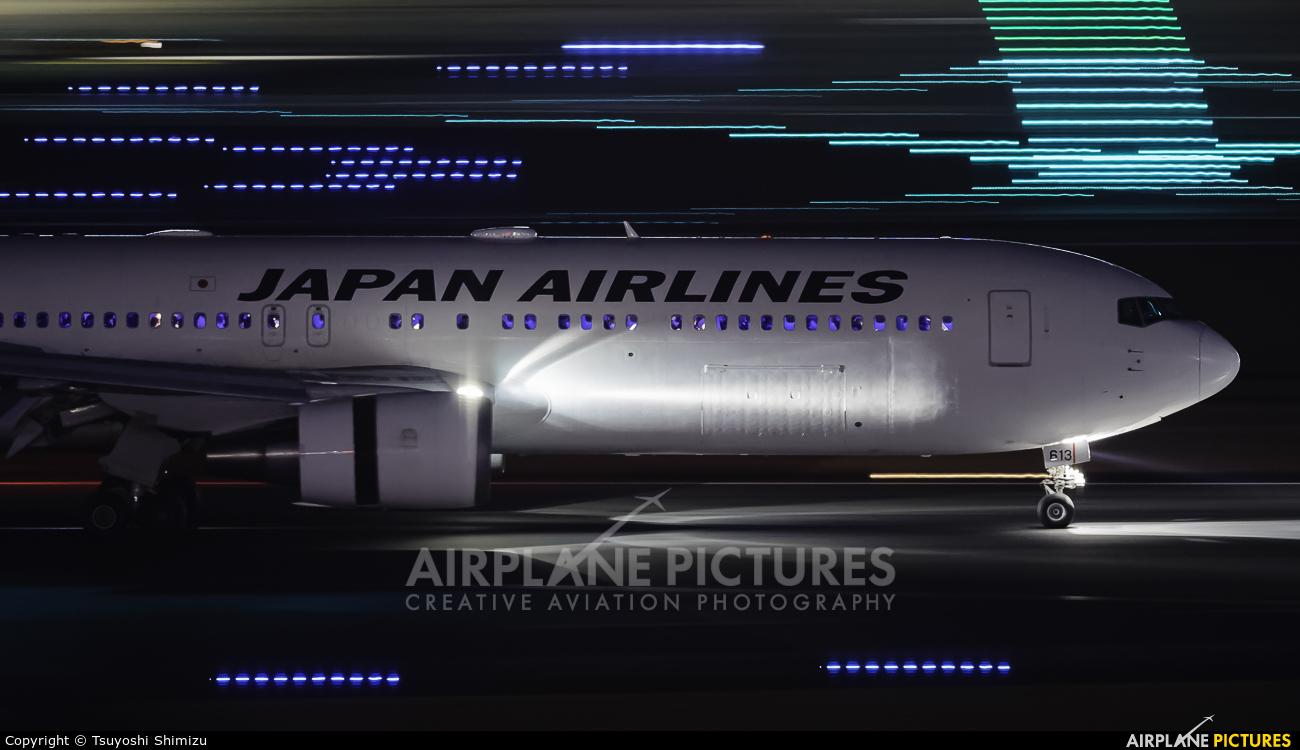 JAL - Japan Airlines JA613J aircraft at Tokyo - Haneda Intl