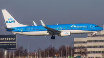 PH-BXA - KLM Boeing 737-800 aircraft
