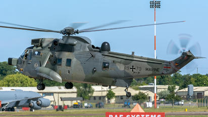 89+70 - Germany - Navy Westland Sea King Mk.41