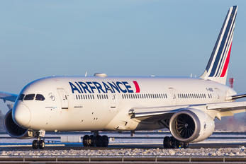 F-HRBC - Air France Boeing 787-9 Dreamliner