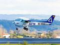 Aeroflota del Noroeste Cessna 152 EC-MNO at La Coruña airport