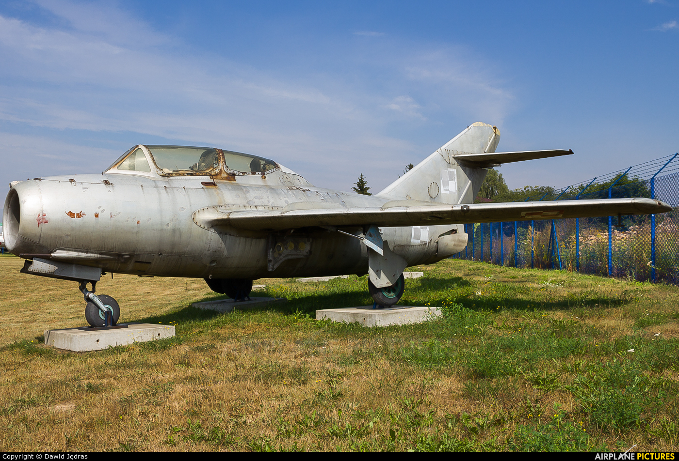 Poland - Air Force 905 aircraft at Dęblin - Museum of Polish Air Force