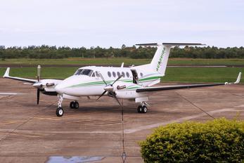 LV-FUK - Private Beechcraft 200 King Air