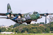 2475 - Brazil - Air Force Lockheed C-130H Hercules aircraft