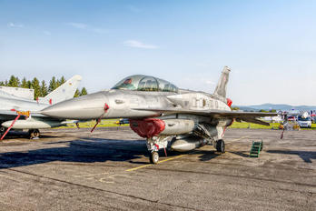 4081 - Poland - Air Force Lockheed Martin F-16D Jastrząb