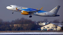 EC-MLE - Vueling Airlines Airbus A320 aircraft